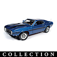 50th Anniversary Of The Ford Mustang Diecast Car Collection