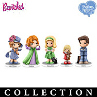 Precious Moments Magically Bewitched Figurine Collection