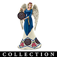 Heavenly Rose Angels Figurine Collection
