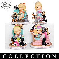 Precious Moments You Had Me At Meow Figurine Collection
