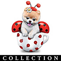 Boo, The World\'s Cutest Dog Figurine Collection