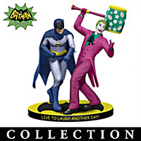 BATMAN Villains, Oh My! Sculpture Collection