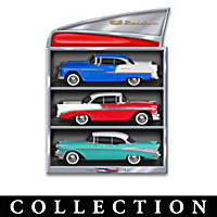 Tri-Five Bel Air Sculpture Collection