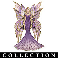 Mystic Crystal Spirits Figurine Collection