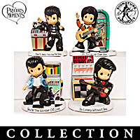 Precious Moments Jukin' With The King Figurine Collection