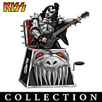 KISS Jack In The Rock Figurine Collection
