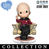 STAR TREK: The Next Generation Figurine Collection