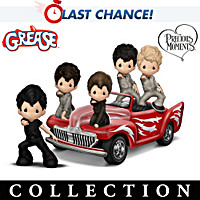Precious Moments Greased Lightnin' Figurine Collection