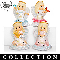 Precious Moments Light Of Love Figurine Collection