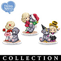 Monthly Fur-iends To Cherish Figurine Collection