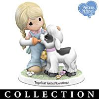 Farmhouse Friends To Cherish Figurine Collection