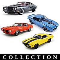 Warriors Of The Street Diecast Car Collection