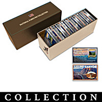 Our Nation's Treasures National Park Pin Collection