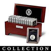 America\'s Historic Silver Liberty Coin Collection