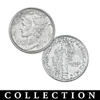 100th Anniversary Of WWI War Years Coin Collection