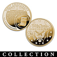 The U.S. Constitution Proof Coin Collection