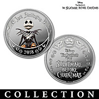 The Nightmare Before Christmas Proof Coin Collection