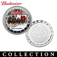 The Official Budweiser Proof Coin Collection