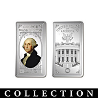 U.S. Presidential Ingot Collection