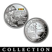 The Vietnam War Battles Proof Coin Collection
