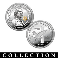 George Washington Legacy Proof Coin Collection