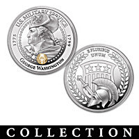 The Presidential Veterans Proof Coin Collection