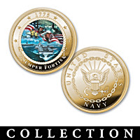 The U.S. Navy Proof Coin Collection
