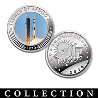 The Apollo XIII 50th Anniversary Proof Coin Collection