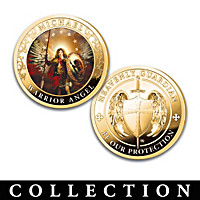 Heavenly Guardian Proof Coin Collection