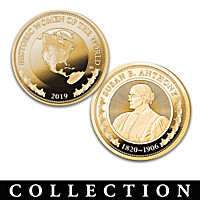 The History\'s Greatest Women Proof Coin Collection