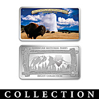 All-New National Parks Ingot Collection