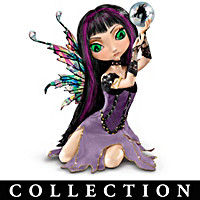 Spellbound Fairies Fantasy Doll Collection