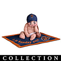 Chicago Bears #1 Fan Baby Doll Collection