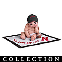 Nebraska Cornhuskers #1 Fan Baby Doll Collection