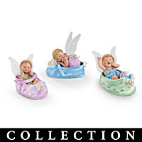 Heavenly Baby Bootie Angels Baby Doll Collection