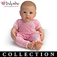 Light Brown Hair, Blue Eyes Doll & More Collection