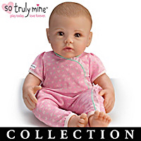 Light Brown Hair, Brown Eyes Doll & More Collection