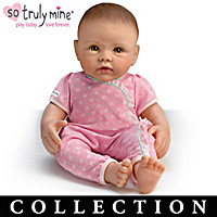 Dark Brown Hair, Hazel Eyes Doll & More Collection