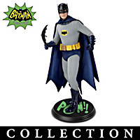 The BATMAN: Classic TV Series Portrait Figure Collection