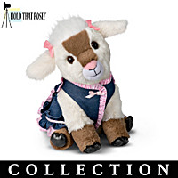 Adventures Of Nanni The Plush Goat And Accessory Collection