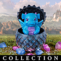 Mystical Sunbeam Dragon Doll Collection