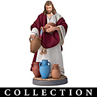 Miracles Of Jesus Sculpture Collection