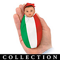 Baby Bundles Around The World Baby Doll Collection