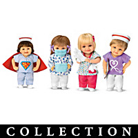 Nurses: Frontline Heroes Child Doll Collection
