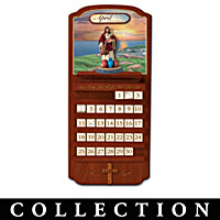 Miracles Of Jesus Perpetual Calendar Collection