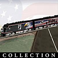 POW MIA Express Train Collection