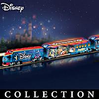 Disney Movie Magic Express Train Collection
