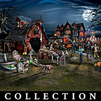 Stalking Dead County Village Collection