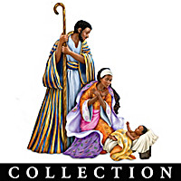 Lord\'s Blessings Nativity Collection