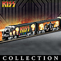 KISS Rock \'N Roll Express Train Collection